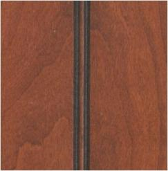 Old Towne with Lamp Black Glaze on Cherry